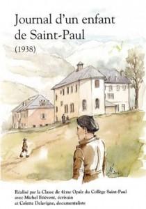 Journal d'un enfant de St Paul - couv - web